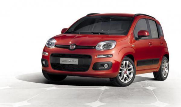 Fiat Panda new diesel